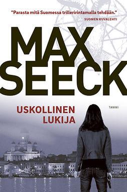 Seeck, Max - Uskollinen lukija, e-kirja