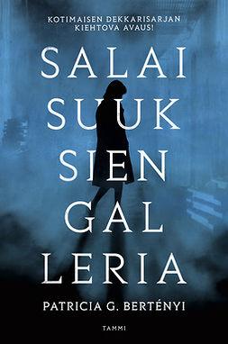 Bertényi, Patricia G. - Salaisuuksien galleria, ebook