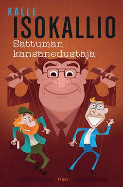 Isokallio, Kalle - Sattuman kansanedustaja, e-kirja