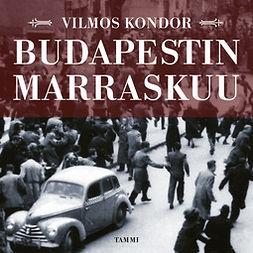 Kondor, Vilmos - Budapestin marraskuu, audiobook