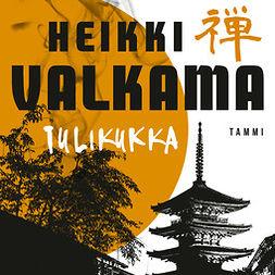 Valkama, Heikki - Tulikukka, audiobook