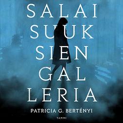 Bertényi, Patricia G. - Salaisuuksien galleria, audiobook