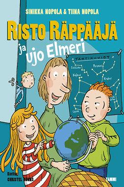 Nopola, Sinikka - Risto Räppääjä ja ujo Elmeri, e-kirja