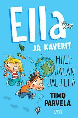 Parvela, Timo - Ella ja kaverit hiilijalanjäljillä, e-kirja