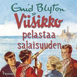Blyton, Enid - Viisikko pelastaa salaisuuden, audiobook