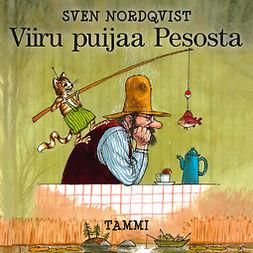Nordqvist, Sven - Viiru puijaa Pesosta, äänikirja
