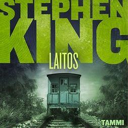 King, Stephen - Laitos, äänikirja