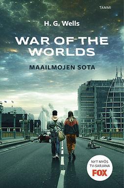 Wells, H.G. - Maailmojen sota, ebook
