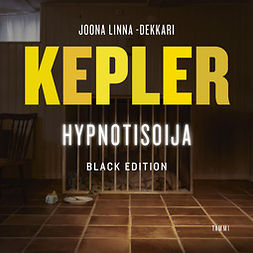 Kepler, Lars - Hypnotisoija - Black edition, äänikirja