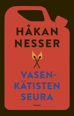 Nesser, Håkan - Vasenkätisten seura, e-bok