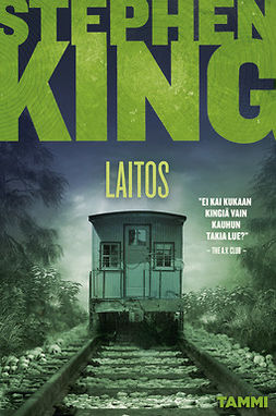 King, Stephen - Laitos, ebook