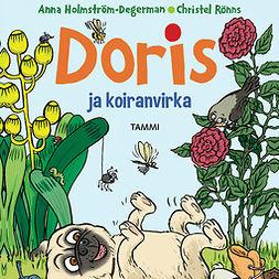 Holmström-Degerman, Anna - Doris ja koiranvirka, audiobook