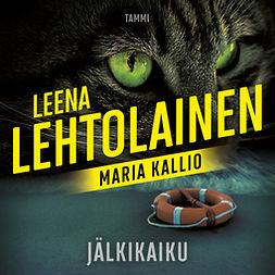 Lehtolainen, Leena - Jälkikaiku: Maria Kallio 15, äänikirja