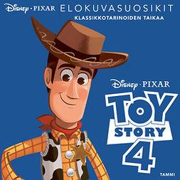 Disney, Disney - Toy Story 4 Elokuvasuosikit, äänikirja