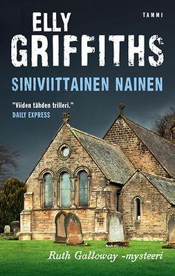 Griffiths, Elly - Siniviittainen nainen, e-kirja