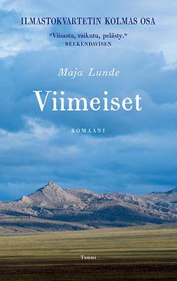 Lunde, Maja - Viimeiset, ebook