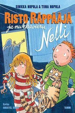 Nopola, Sinikka - Risto Räppääjä ja nukkavieru Nelli, e-kirja