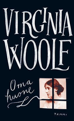 Woolf, Virginia - Oma huone, e-kirja