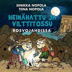 Nopola, Sinikka - Heinähattu ja Vilttitossu rosvojahdissa, audiobook