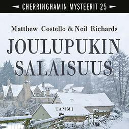 Costello, Matthew - Joulupukin salaisuus: Cherringhamin mysteerit 25, äänikirja