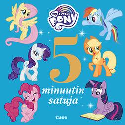 Heimonen, Satu - My Little Pony. 5 minuutin satuja, äänikirja