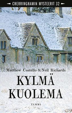 Costello, Matthew - Kylmä kuolema: Cherringhamin mysteerit 32, ebook