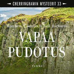 Costello, Matthew - Vapaa pudotus: Cherringhamin mysteerit 33, äänikirja