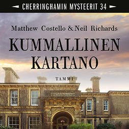 Costello, Matthew - Kummallinen kartano: Cherringhamin mysteerit 34, audiobook