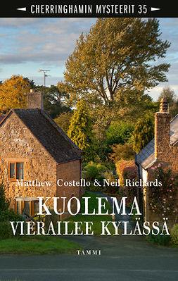 Costello, Matthew - Kuolema vierailee kylässä: Cherringhamin mysteerit 35, ebook