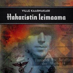 Kaarnakari, Ville - Hakaristin leimaama, audiobook