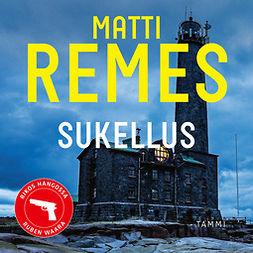 Remes, Matti - Sukellus, äänikirja