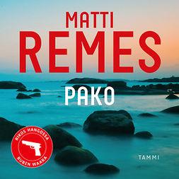 Remes, Matti - Pako, äänikirja