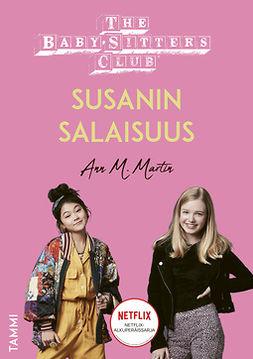 Martin, Ann M. - The Baby-Sitters Club. Susanin salaisuus, ebook
