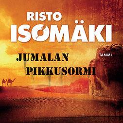 Isomäki, Risto - Jumalan pikkusormi, audiobook