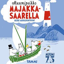 Bäckman, Markus - Muumipeikko majakkasaarella: Retki meriluontoon!, äänikirja