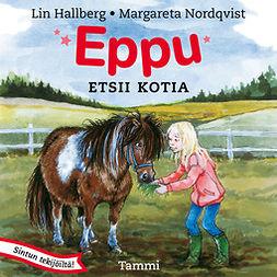 Hallberg, Lin - Eppu etsii kotia, äänikirja