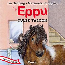 Hallberg, Lin - Eppu tulee taloon, äänikirja
