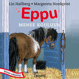Hallberg, Lin - Eppu menee kouluun, äänikirja