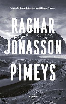 Jónasson, Ragnar - Pimeys, e-kirja