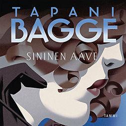 Bagge, Tapani - Sininen aave, äänikirja