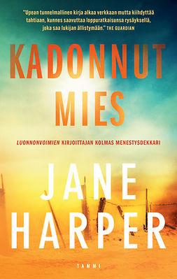 Harper, Jane - Kadonnut mies, e-kirja