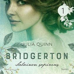Quinn, Julia - Bridgerton: Salainen sopimus, audiobook