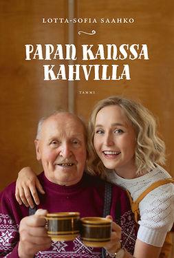 Saahko, Lotta-Sofia - Papan kanssa kahvilla, e-kirja