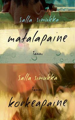 Simukka, Salla - Matalapaine/Korkeapaine, e-kirja