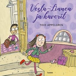 Appelgren, Tove - Vesta-Linnea ja kaverit, audiobook