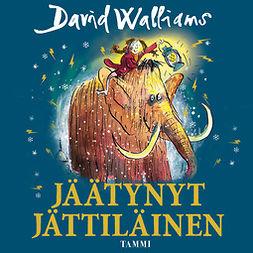Walliams, David - Jäätynyt jättiläinen, äänikirja