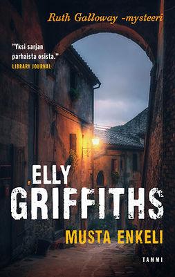 Griffiths, Elly - Musta enkeli, e-kirja