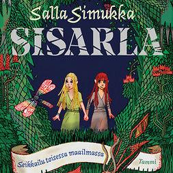 Simukka, Salla - Sisarla: Seikkailu toisessa maailmassa, äänikirja
