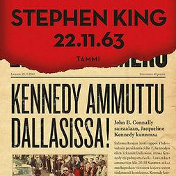King, Stephen - 22.11.63, audiobook