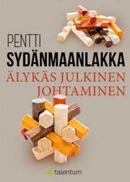 Sydänmaanlakka, Pentti - Älykäs julkinen johtaminen, ebook